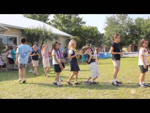 Rocky Bayou Christian School Destin - 2015 Luau in HD