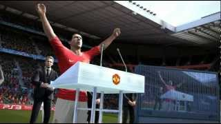 TRANSFER SPECIAL!! New striker moved to Manchester United in Summer 2012 ^.^