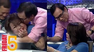 Friday 5: Most kilig moments of Dulce and Rey Valera as 'DuRey' loveteam in Its Showtime