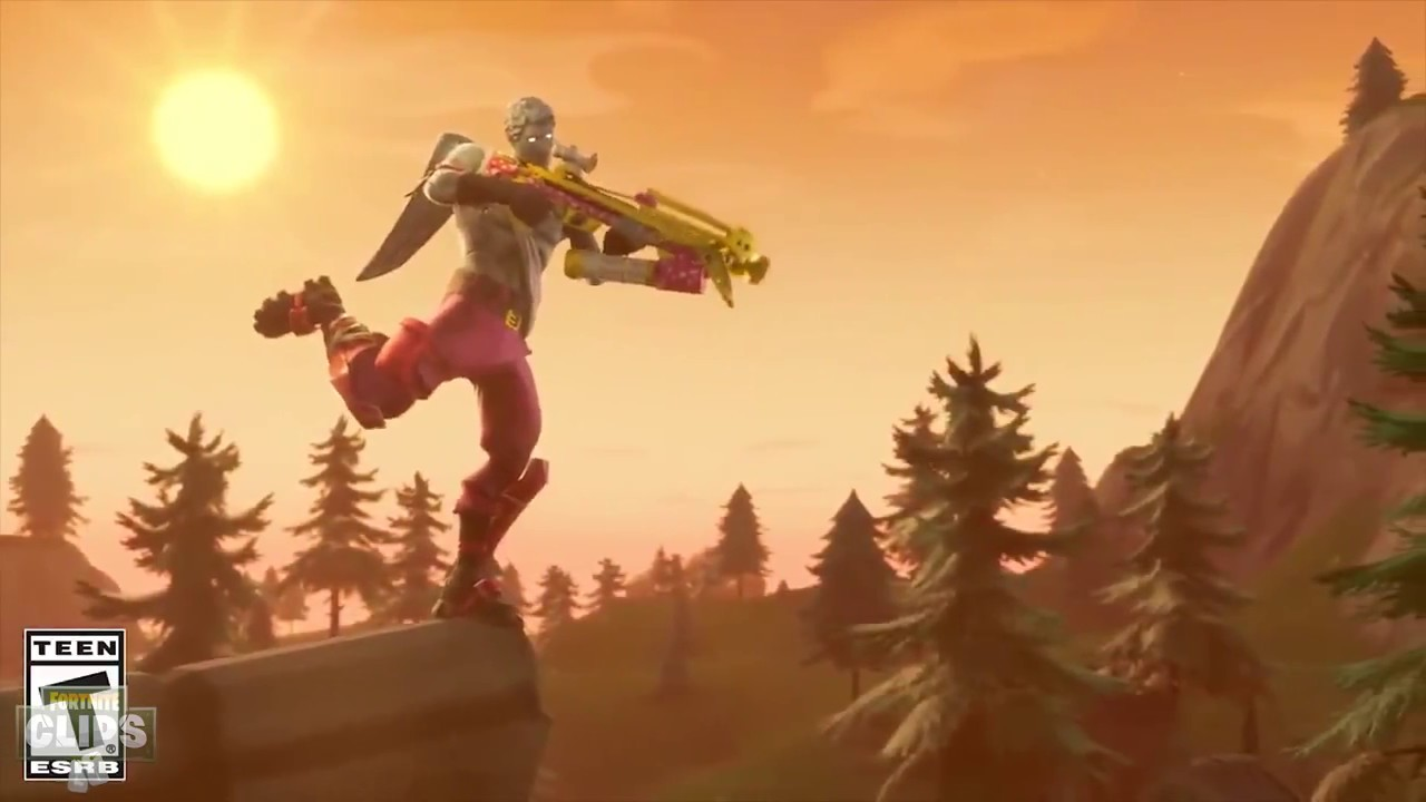 Omega Fornite Wallpaper New Crossbow Weapon Gameplay Fortnite Funny Fails Amp Daily