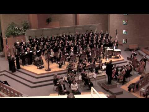 Brahms Requiem, How Lovely Is Thy Dwelling Place, Exultate Festival Choir
