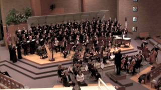 Brahms Requiem, How Lovely is thy dwelling place, Exultate Festival Choir