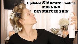 Skincare AM Routine   DRY SKIN   Mature Skin   Tammy's Ageless Beauty