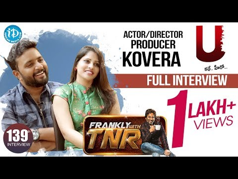 Frankly With TNR #139 - Exclusive Interview || Talking Movies With iDream