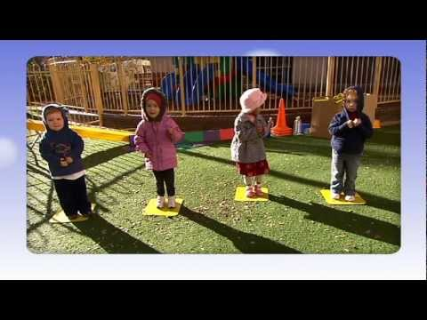 Active Play 2 to 3 years
