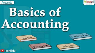 Accounting Basics | Learn the Account Fundamentals