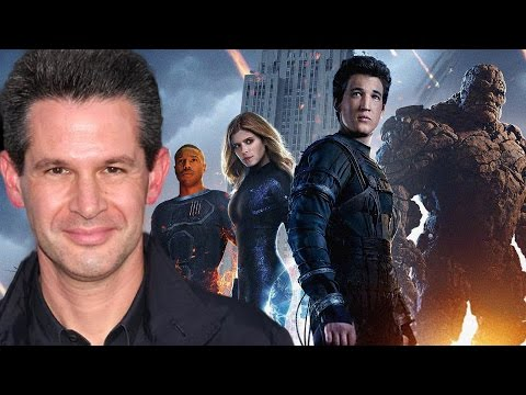 Simon Kinberg figuring out tastic Four sequel  Collider