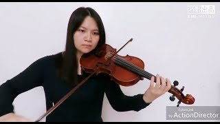 Harry Potter Theme Song(Violin Cover)