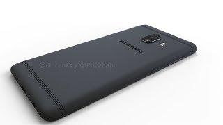 تسريب فيديو لهاتف Galaxy C10 أول هاتف سامسونج بكاميرتين في الخلف