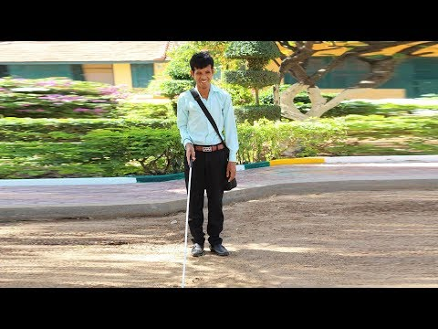Krousar Thmey Success Story - Employment for Blind