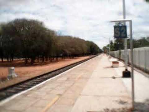 Tirunelveli to Tiruchendur passenger arriving at Kurumbur railway station