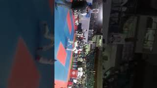 Enoch Shawn Great kicks in KAI Delhi Open all India karate championship 2018