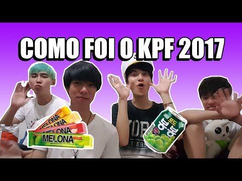 Como foi o KPF 2017 ? (Abrindo os doce coreano do evento)