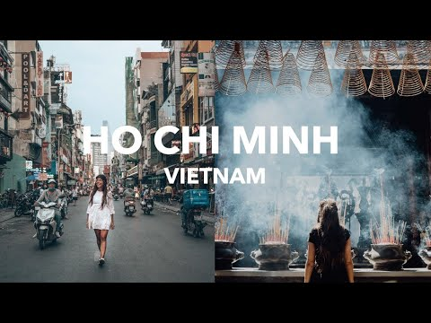 WILLKOMMEN IN VIETNAM - Ho Chi Minh City l Whats Next Reisen