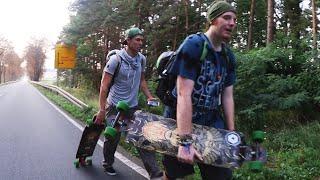 NERVEN AM ENDE! | Longboard Tour Tag 14 | Dner
