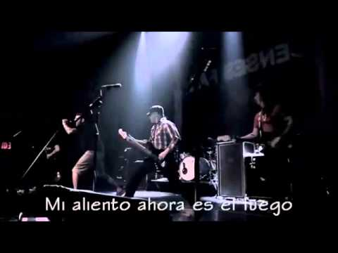 Senses Fail - Mi amor (Lyrics)