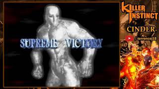 Killer Instinct: Cinder (SNES) Retro Gameplay
