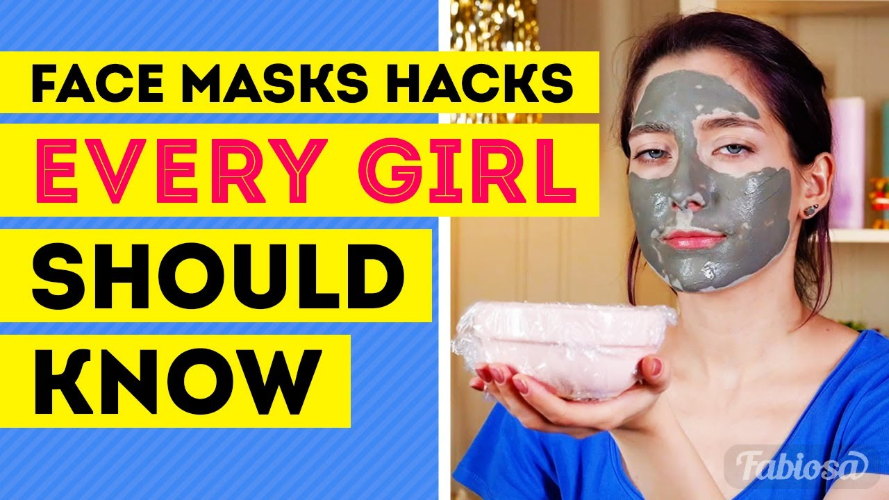Diy Beauty Hacks For Hair And Face Every Girl Should Know Youtube