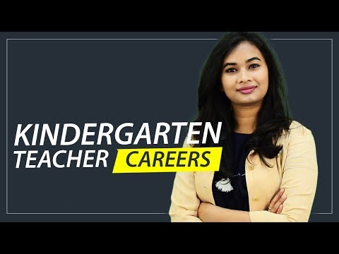 Kindergarten School Teacher Careers - Salary, Qualification, Benefits