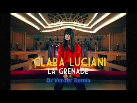 Clara Luciani - La Grenade (DJ Verdor Remix)