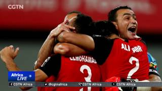 AFCON 2017: Mahmoud Kahraba goal sends Egypt to the last four