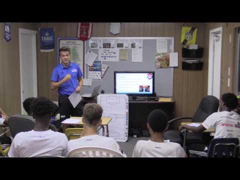 Academy SC Beginner's Coaching Licence Workshop 1 Part 1