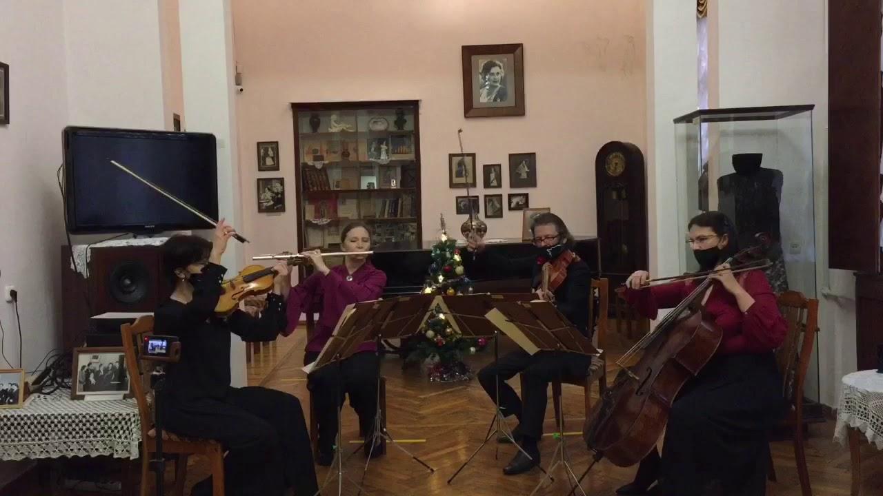 33 года со Дня основания отдела Музея истории города-курорта Сочи - музея «Дача певицы В. Барсовой»