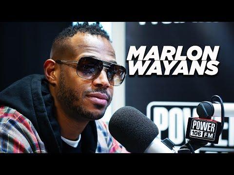 Marlon Wayans Talks 'Marlon' Renewal  New Standup Special