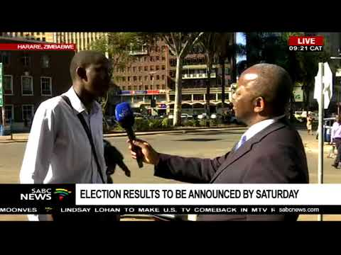 Election results to be announced by Saturday Mp3