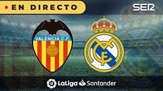 Carrusel Deportivo último tramo EN VIVO: Análisis del Valencia vs Real Madrid [08/11/20202]