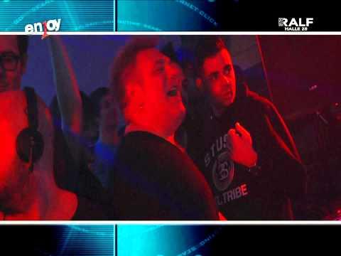 HALLE 28   DOMINO EVENTS OSPITA DJ RALF   PARTE 2