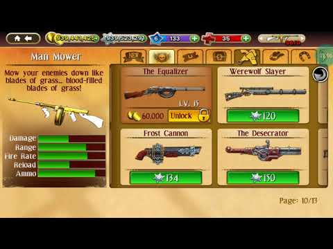 Six Gun Hack Version (Mod Apk) In 2018