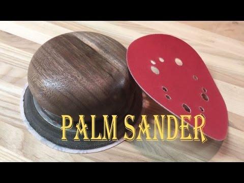 DIY Palm Sander