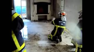 Incendie 1 - Différentes techniques de lance