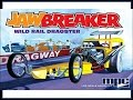 How to Build the Jawbreaker Wild Rail Dragster 1:25 Scale MPC Model Kit #821 Review