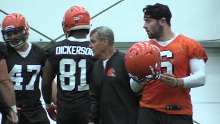 Experience Browns rookie minicamp with Baker Mayfield