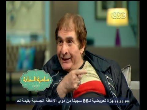 #صاحبة_السعادة | محي إسماعيل يوضح كيف منع الإيطاليين من تصوير أي فيلم في مصر