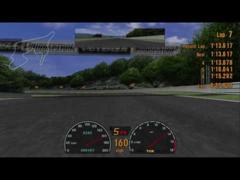 Gran Turismo 3 - Hybrids, Polyphony 003, Free Run, Grand Valley