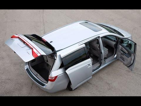 Honda Odyssey Hybrid Minivan 7 Seater