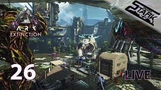 ARK Extinction - 26.Rész (Készülünk a csatára #1) - Stark LIVE