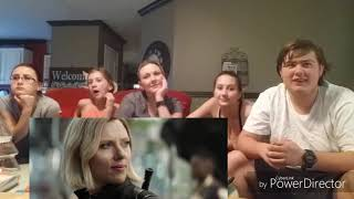 """Avengers Infinity War Teaser And Official Trailer Reaction """"Best Marvel Movie Ever!""""With The Girls"""