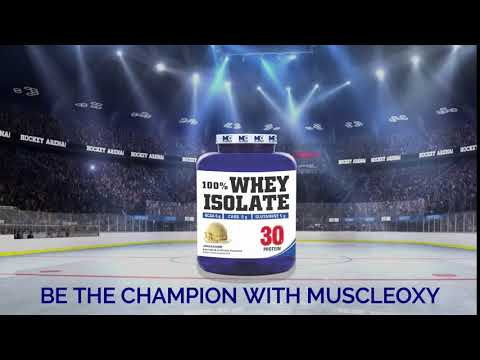 Be The Champion With MuscleOxy Nutrition