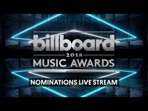 2018 Billboard Music Awards Live Nominations Announcement