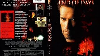 End of Days (1999) Movie Review (Very Underrated Arnold Flick)