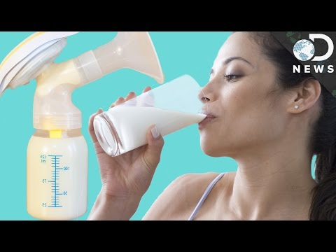 Is Breast Milk Healthy For Adults?