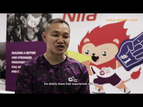 Connecting Hearts  - Ethen Ong, SportSG (By PSD Singapore)