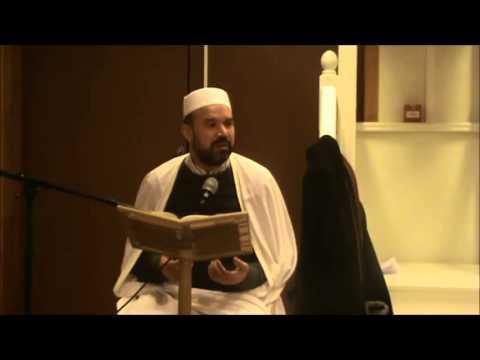 علي سعيد رياض الصالحين درس Friday 24 Jan 2014 Bergen Mosque