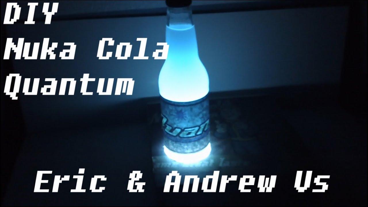 DIY Nuka Cola Quantum Display / Lamp Fallout 4 - YouTube