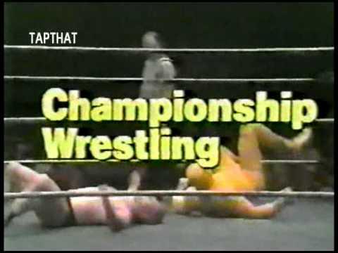 WOR-TV WRESTLING OPEN 1978
