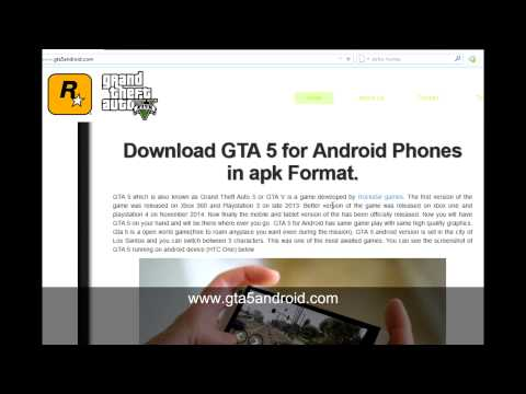 Download free GTA 5 for Android apk [Full version] - YouTube